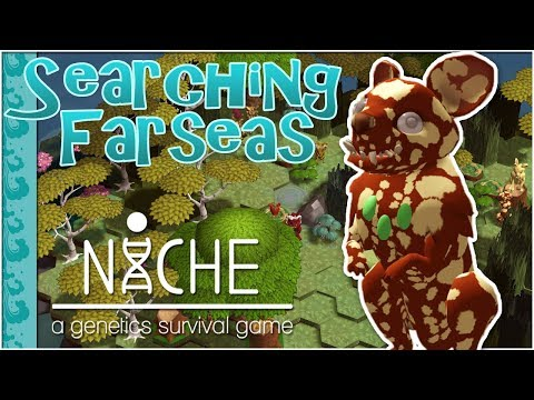 What Washed Up on Whale Island?! 🌿 Niche: Searching the Farseas • #4