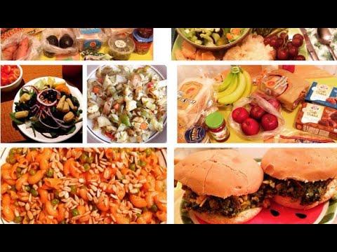 10 Easy Vegan Meal Ideas!! (WFPB)