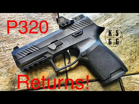 Sig Sauer P320 Returns!  Are The Recall Changes Better?