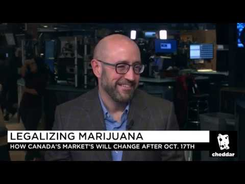 YouTube - Jay Rosenzweig Interviewed Live On NYSE On The Eve of Cannabis Legalization In Canada.