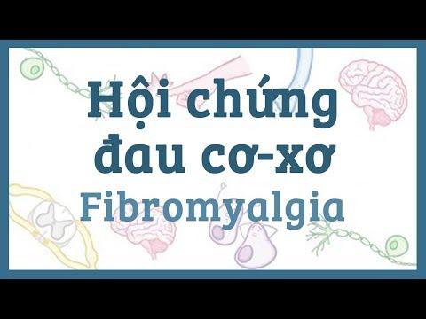 Hội chứng đau cơ-xơ - nguyên nhân, triệu chứng, chẩn đoán, điều trị, bệnh lý