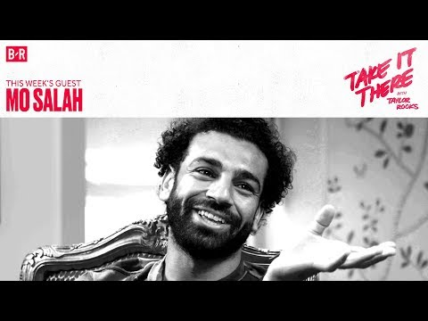 Mo Salah Has Nothing to Say to His Haters | Take It There with Taylor Rooks S1E5