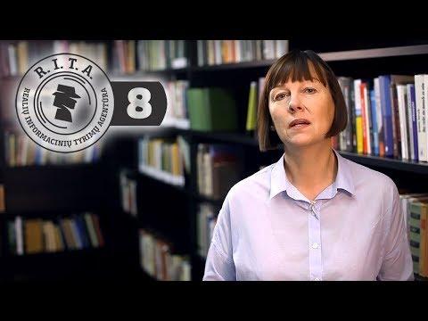 Kas gelbsti Migracijos departamento direktorę? || R.I.T.A. || S01E08