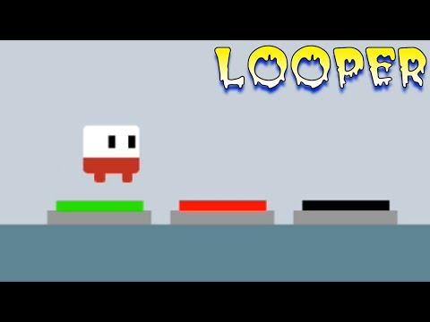 Доведи клонов до конца Looper Android Games 2D Clone Armies! 1-12