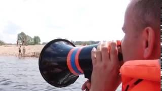 Горожане купаются, несмотря на запрет