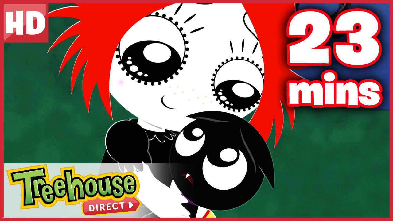 Ruby Gloom Grounded In Gloomsville Ep 2 Hd Cartoons