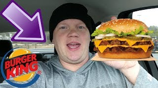 Burger King Big King XL (Reed Reviews)