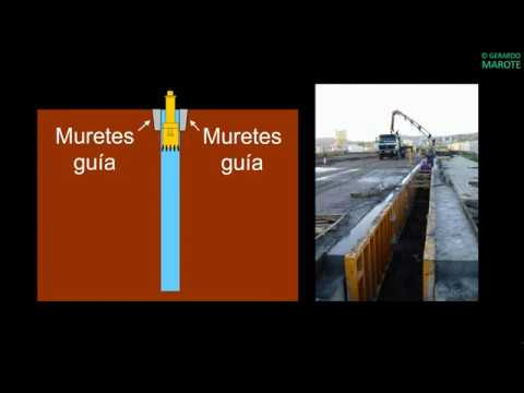 Clase 6 - Muretes guía