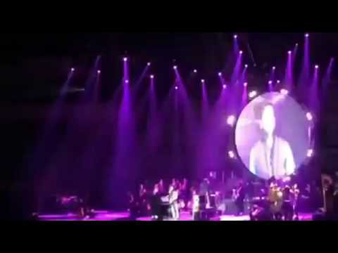 Arijit Singh Live Sing ZALIMA in USA with European Symphony Orchestra 2017