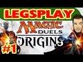 Tutorials Inside Tutorials - Magic Duels Origins Part 1 w/ Bootleg