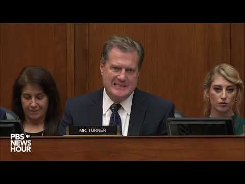 WATCH: Rep. Michael Turner's Full Questioning Of Acting Intel Chief Joseph Maguire   DNI Hearing