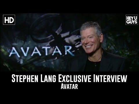 Exclusive : Stephen Lang on Avatar