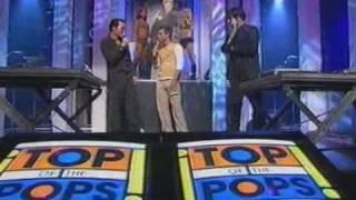 DIE ÄRZTE Top of the Pops Rock'n'Roll Übermensch