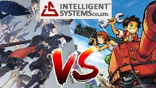 "Fire Emblem VS. Advance Wars | ""Intelligent"" Systems"