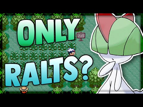 Can You Beat Pokemon Emerald With Only A Ralts?
