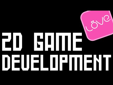 Game Development in Love2D [Part 1] [Beginner Series!]
