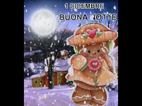 Buona Notte 1 Dicembre Ti Auguro Che Le Notti Di Dicembre Siano