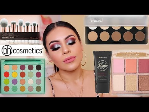 FULL FACE USING ONLY BH COSMETICS: SO MANY HIDDEN GEMS! | JuicyJas