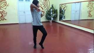 Видео Урок Лезгинки №7. от Мурада