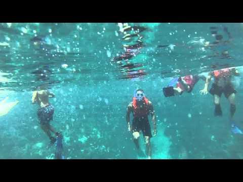 John Pennekamp Coral Reef State Park Snorkeling Trip 2014
