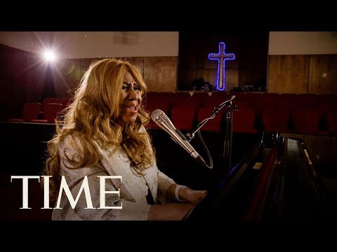 Aretha Franklin Performs 'Rock Of Ages' At The New Bethel Baptist Church: Exclusive | TIME