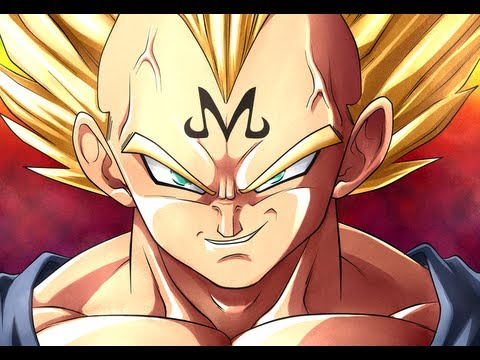Majin Vegeta - Celldweller - Ursa Minor (Electron mix) (Full AMV)