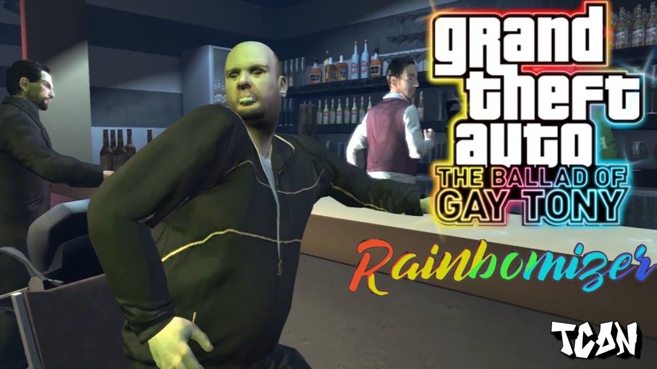 GTA: The Ballad of Gay Tony - Randomized Random Characters #3 - Daisy [RAINBOMIZER MOD #16]