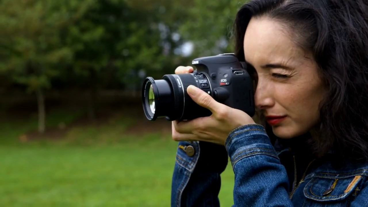 Canon EOS Rebel SL2 Snapshots: Picture This: A Great Portrait - YouTube