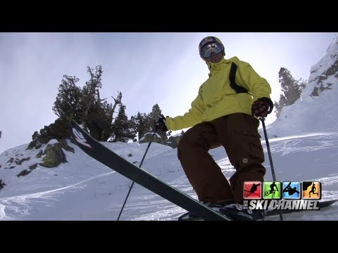 Shane McConkey Gives a Tour of the Famous KT - 22 Chair at Squaw Valley USA
