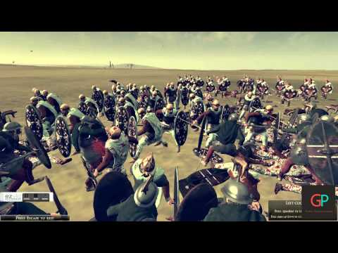 Rome 2: Blood and Gore |