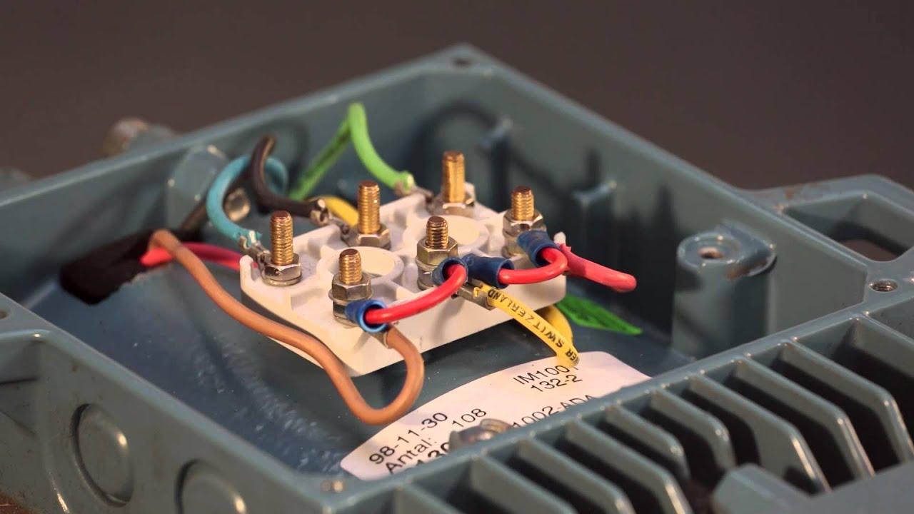 3 phase motor test [ 1280 x 720 Pixel ]