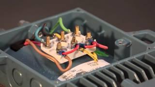 3 phase motor test