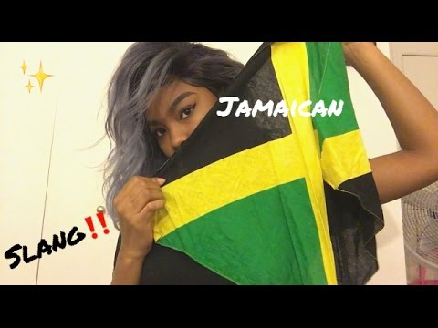 HOW TO TALK LIKE YOU'RE FROM JAMAICA‼️
