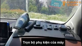 Máy hút bụi xe hơi cầm tay không dây mini TVTSHOP.VN 0943.18.6969