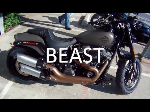 NEW! 2018 Harley Davidson Fat Bob 114 Ride Review