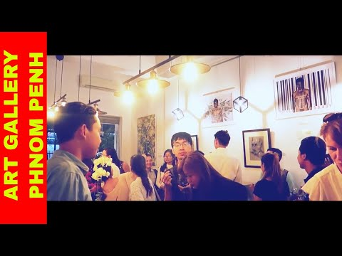 PHNOM PENH ART GALLERY : KHMER SENSE