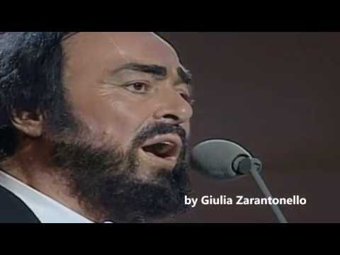 Nessun Dorma - Luciano Pavarotti  (English lyrics translation)
