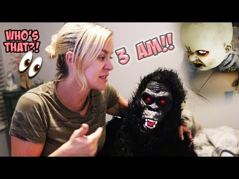 DON'T TRY PRANKS AT 3 AM!!!! are you BRAVE enough?!