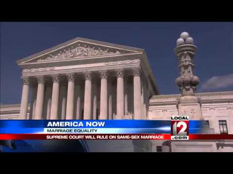 Supreme Court sets stage for historic gay rights ruling