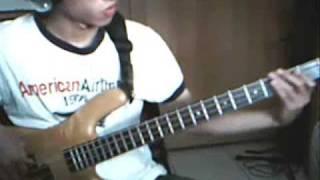 Soulvibe - Arti Hadirmu (Bass Cover)