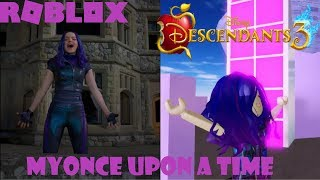 Dove Cameron My Once Upon A Time (From Descendants 3) Roblox Royale High Music Video