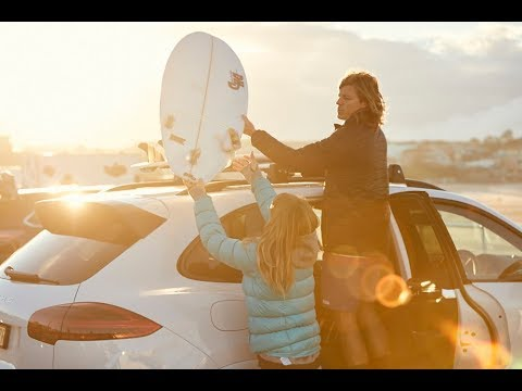 Porsche and Torah Bright - The Ultimate Roadtrip from Surf to Snow