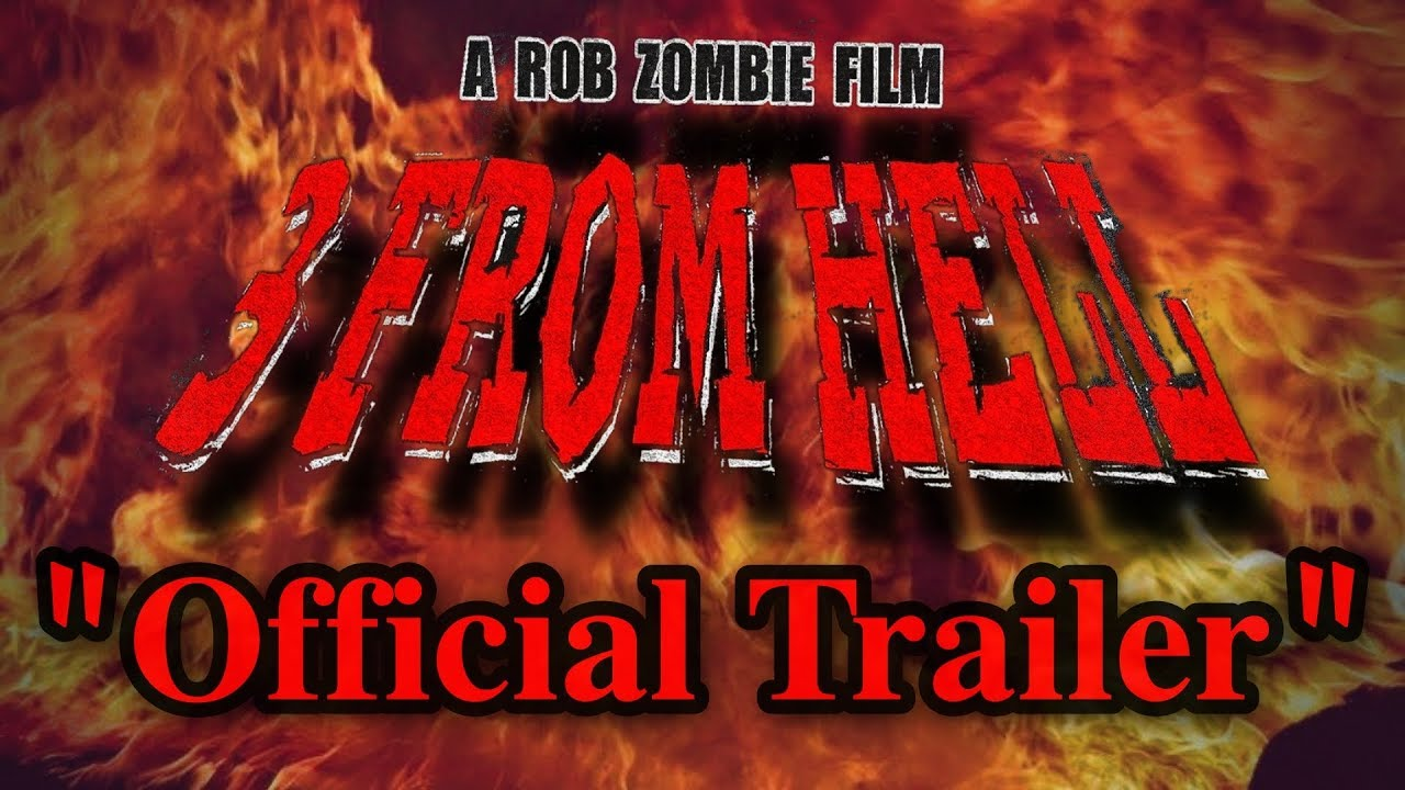3 From Hell the official teaser trailer Horror Movie 2019
