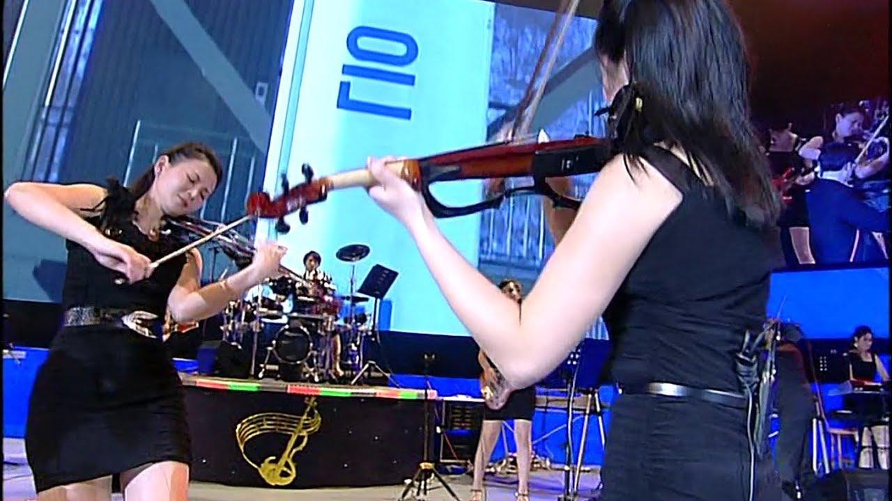 Moranbong Band - Tansume (단숨에)