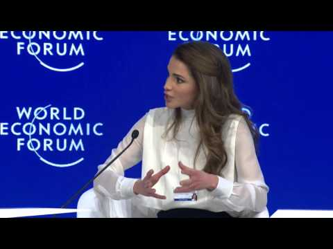 Davos 2016 - The Humanitarian Imperative: A Global, Regional and Industry Response