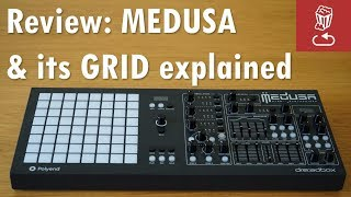 Review: MEDUSA by PolyEnd and Dreadbox: It