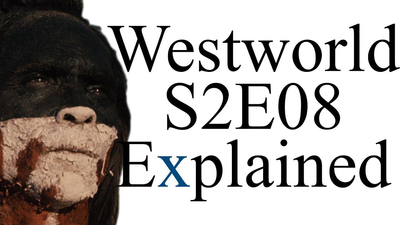 Download Westworld S2E08 Explained