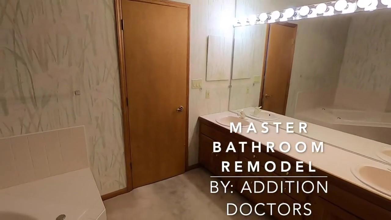 Bathroom Demo in under 3 minutes!!