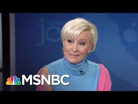 Mika: Donald Trump Wall Street Journal Op-Ed A Pivot To Presidential | Morning Joe | MSNBC