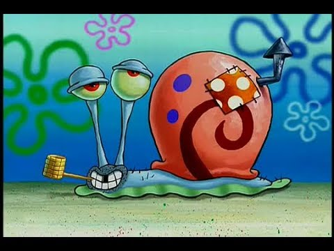 Spongebob Squarepants - Gary's A Mutt